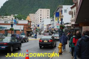 Juneau - downtown